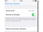 [iPhone] Bien gérer forfait data l'étranger