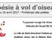 Maison Elsa Triolet-Aragon 19me Printemps Poètes Mars 2017