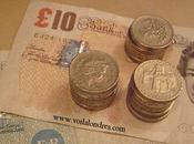Bank England remplace pièces billets livre sterling