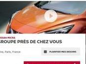 Nissan présente service collocation voiture #IntelligentGetnGo