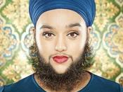 plus jeune femme barbe monde