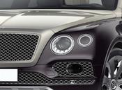 MOTEUR Bentley Bentayga Mulliner