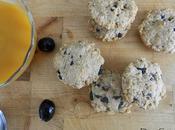 Cookies repas chèvre flocons d'avoine