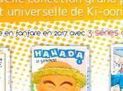 Kizuna, nouvelle collection mangas pour tous chez Ki-Oon