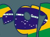 brésil plus grand pays d'amérique cinquième monde.