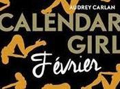Calendar girl février d'Audrey Carlan