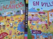 vacances ville Nouvelle collection p'tits zazous