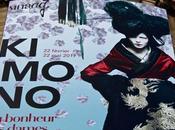 kimonos pour bonheur dames Musée Guimet