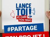 Lance crée truc avec Carrefour