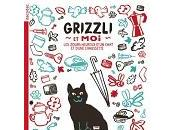 Alex Cousseau Grizzli jours heureux d'un chat d'une chaussette