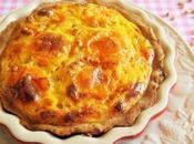 Tartelette carottes courge, graines Sarrasin (Vegan)