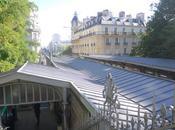 Paris balade parc Passy