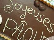 Tarte Chocolat Noisettes Pâques