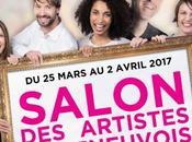 Salon 2017 artistes villeneuvois