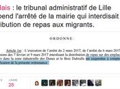 @NatachaBouchart interdit d'interdire nourrir #migrants #Calais