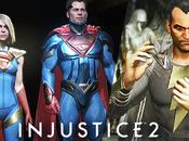 GAMING Injustice troisième trailer pour l'histoire, Black Adam confirmé