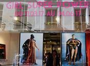 Girl Super Power honneur femmes Galerie Sakura