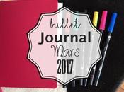 Bullet Journal Mars 2017