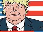 Président Trump Dieu sauve l'Amérique Pablo Rios