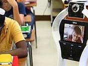 enfants hospitalisés réintègrent l'école grâce robots