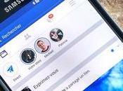Stories Snapchat arrivent l'application mobile Facebook. Jusqu'où clonage