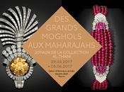 Joyaux, grands Moghols Maradjahs féerie Grand Palais