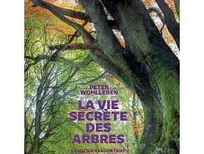 secrète arbres. livre surprend enchante
