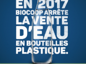 Biocoop adieu bouteilles plastique