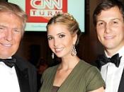 Trump travaille famille