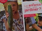 Lecture enfants Vous venez jardiner