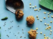Gâteaux piment Falafels base pois cassés jaunes classique street-food l'île Maurice