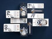 packaging lumineux graphiste Angelina Pischikova