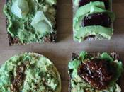 Avocado toast pagaille