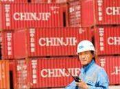 balance commerciale Chine nouveau dans vert