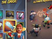 Chuck Norris lance propre vidéo mobile