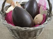 œufs chocolat Pâques