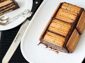 Terrine petits-beurre chocolat