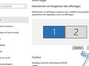 Windows Creator Update propose option éclairage nocturne