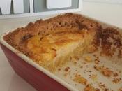 Recette tarte pommes sans gluten