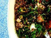Taboulé quinoa