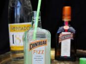 Cocktail Cointreau Fizz