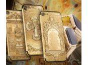 Insolite iPhone plaqués pour chrétiens musulmans