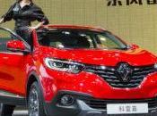 Renault déterminé poursuivre percée marché chinois