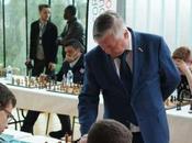 Karpov championnats d'échecs jeunes Belfort