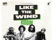 Catchy Record-Like Wind Riddim-2017.