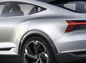 MOTEUR Audi dévoile E-tron Sportback Concept