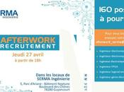 postes pourvoir SERMA INGENIERIE Afterwork Recrutement Paris