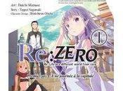 Bande annonce Re:Zero Re:Life different world from zero (Tappei Nagatsuki Daichi Matsuse) Ototo
