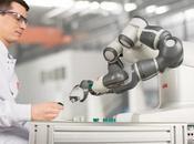 Robots complémentarité avec l'homme dans monde professionnel