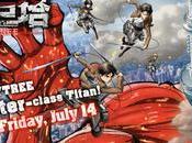 [Galerie] Retour Attack Skytree, l'exposition L'Attaque Titans Tokyo